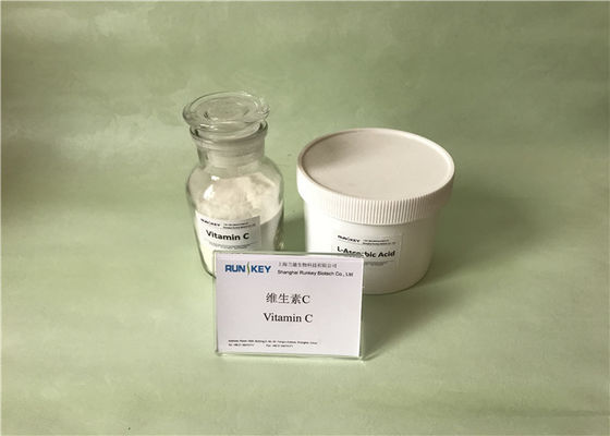 China Healthy White Pharmaceutical Grade Ascorbic Acid Powder For Muscles Strong factory