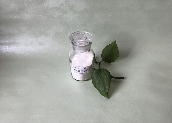 Non Ionic Cellulose Ether Hydroxypropyl Methylcellulose Excipient Pharmaceutical Binder