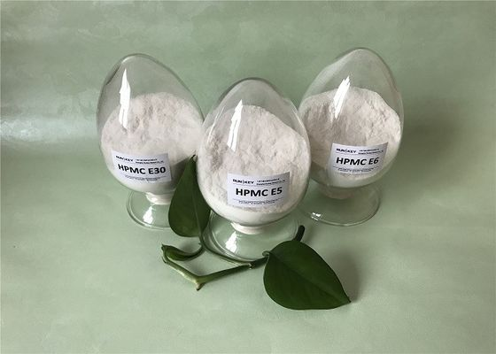China White Pharmaceutical Powder Hypromellose HPMC For Tablet Coating And Binding factory